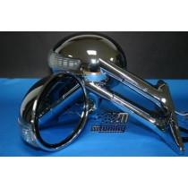Tükör K7 Design - Elektromos LED króm (3)